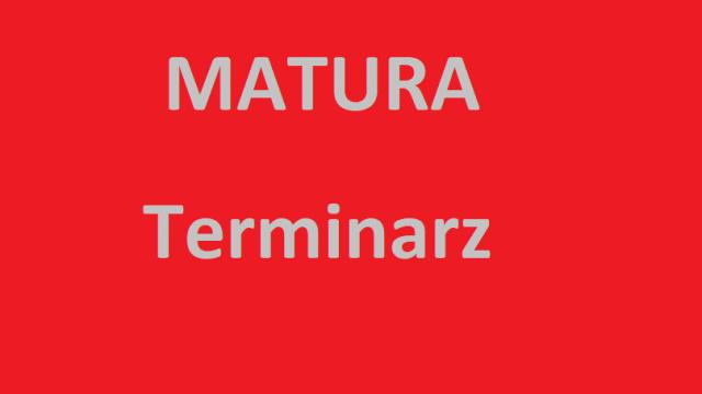 maturaTerminarz